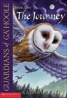 The 'A' - Jurnale: Guardians of Ga'hoole Book 2: The Journey