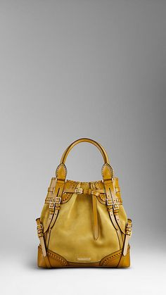 Burberry Whipstich Bag