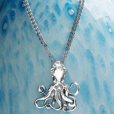 Vintage Octopus Necklace FORKS!!!