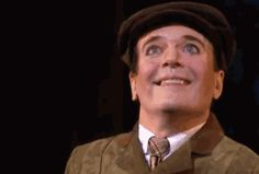 #TonyAwards nominee Jefferson Mays in A Gentleman's Guide to Love and Murder on #Broadway