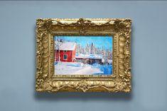 Printable digital water colour art prints for decor by artifiedwatercolours Snow Art, Watercolour Art, Winter Landscape, Printable Wall Art, Etsy Seller, Handmade Items, Printing, Printables, Art Prints