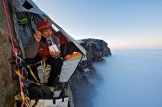 Travelettes » Extreme Camping – High Above the Ground