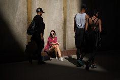 On the Street…Twenty-Seventh St., New York   The Sartorialist   Bloglovin'