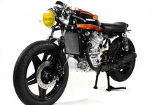 The Honda CX500 is one of the more innovative Japanese motorcycles of the late-70s, the bikes were liquid cooled, electric started, shaft-driven, modular wheeled, V-Twins with a reputation for bein...