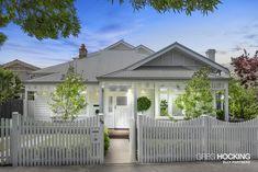 Exterior House Colors, Exterior Design, Facade House, House Facades, Roof Colors, 5 Bedroom House, Hamptons House, Entrance Gates, Country Style Homes