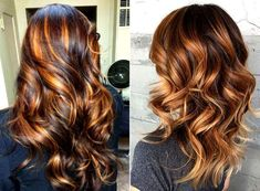 The tiger eye hair 2018 Tiger Eye Hair Color, Tiger Hair, Hair Color And Cut, Bleach Hair Color, Blonde Hair Shades, Caramel Hair, Auburn Hair, Trends 2018, Hair Highlights