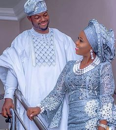 Yoruba Traditional Wedding Attire Styles [Updated May Yoruba Traditional Wedding Attire 2018 African Lace Styles, African Lace Dresses, African Fashion Dresses, African Wedding Attire, African Attire, African Wear, Nigerian Wedding Dresses Traditional, Traditional Wedding Attire, Traditional Weddings