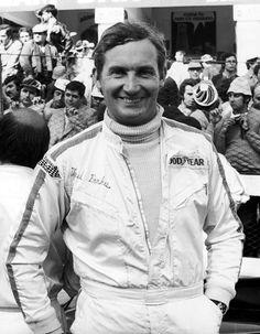 Michael Parkes (Ferrari) Saison 1966 - Formula One World Championship.