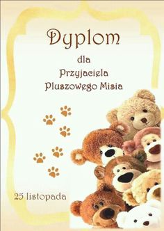 Pluszowy miś Diy And Crafts, Crafts For Kids, Craft Kids, Teady Bear, Teddy Bear Day, Bear Crafts, Teacher Inspiration, Toddler Activities, Kids And Parenting