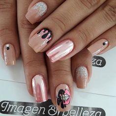 1,040 Me gusta, 15 comentarios - Mistica Nail Spa (@misticanailspa) en Instagram Manicures, Nails, Nail Art, Instagram, Spa, Painting, Beauty, Finger Nails, Nail Salons