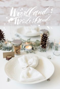 CHRISTMAS INSPIRATION IN WHITE, SAGE AND PLAID