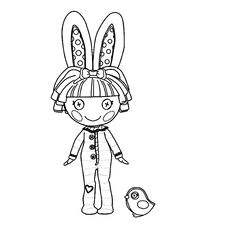 does your kid love lalaloopsy dolls lalaloopsy are the sweetest rag dolls that you can think of check out 20 free printable lalaloopsy coloring pages here - Lalaloopsy Coloring Pages Mittens