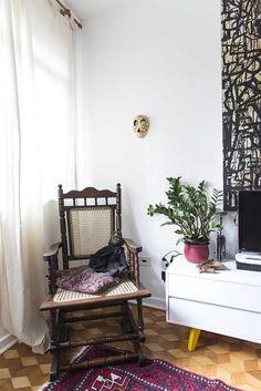 Quarto em Apê lindinho na V. Madalena/Sumaré - Apartamentos para Alugar em São Paulo