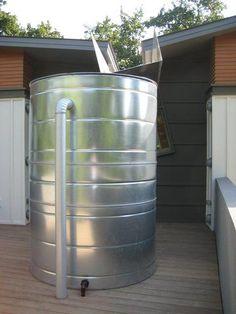Rainwater Cistern - Residential