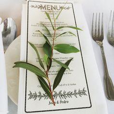 Menu, wedding decor Wedding Decorations, Things To Come, Menu, Chocolate, Tableware, Herbs, Menu Board Design, Dinnerware, Schokolade