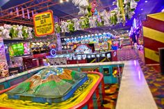 You are never too old to visit the Midway at Circus Circus Reno!