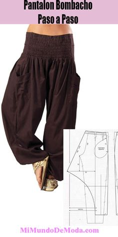 Bohemian Pants, Bohemian Style, Link Cosplay, Dress Sewing Patterns, Diy Clothing, Dressmaking, Diy Fashion, Plus Size Women, Sinbad