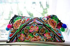 carteras bordadas de tailandia