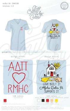 another possible banner design; use different background color Phi Mu Shirts, Sorority Shirts, Tee Shirts, Custom Clothing Design, Custom Clothes, Sorority Shirt Designs, Custom Greek Apparel, Spirit Shirts, Sorority Outfits