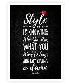 #Style #Knowing Who You Are? #GeorgeOrson Welles #Famous #American Actor Director And Producer #Inspirational #Motivational #HomeDecor #WallDecor  https://www.amazon.com/dp/B01MU1PU30/ref=cm_sw_r_pi_dp_x_JCqyybW9H3DKP