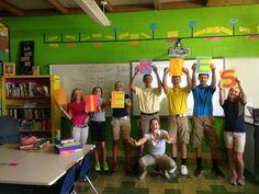 Mis Clases Locas: Day 2 of Spanish I