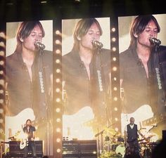 Keith Urban - Light The Fuse Tour 2013