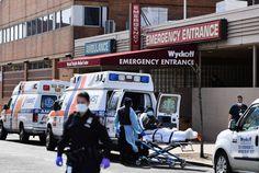 Amerikansk coronaforskning: Dødeligheten faller markant – VG Emergency Ambulance, New Details, Entrance, Brooklyn, Oxford, News, Crowns, Entryway, Door Entry