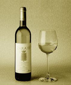 Zarate Albarino, delicious with seafood