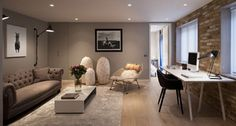 Luxurious Mews House: Interior Renovation in London   Best Design Projects