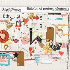 Little Bit Of Perfect Elements by Studio Basic
