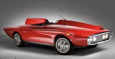 1960 Plymouth XNR