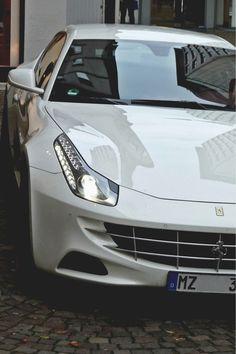 Ferrari For Four.