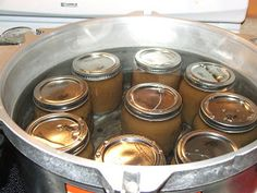 Canning Granny: Canning Apple Butter
