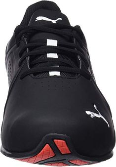hot sale online 4e058 f6126 Puma Herren Viz Runner Cross-Trainer, Schwarz (Puma Black-Puma White