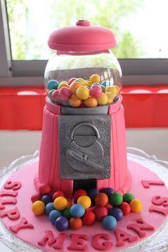 Gum Ball Machine Cake#Repin By:Pinterest++ for iPad#