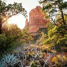 Brins Mesa Trail near Sedona