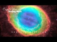 Healing And Relaxing Music For Meditation (Space Meditation) - Pablo Arellano - YouTube