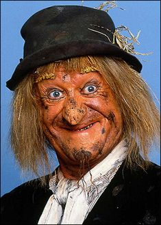 Worzel Gummidge > Television | DoYouRemember.co.uk