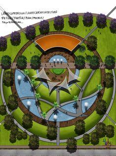 Landscape Gardening Peterborough… – Famous Last Words Landscape Architecture Model, Landscape And Urbanism, Park Landscape, Landscape Drawings, Landscape Plans, Urban Landscape, Landscape Design, Parque Linear, Urban Design Diagram