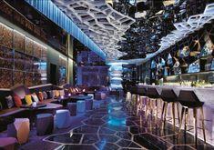 O Bar mais alto do mundo em Hong Kong