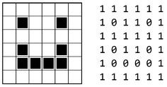 CLASSE A COLORI: Codice binario, bit, pixel Coding, Math Equations, Blog, Tecnologia, A Class, Programming