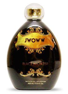 Everybody who tans has probably heard of Jwow Tanning Lotion! I know i have! I love tanning! And it has a lot of bronzer...But be careful if you buy this...don't use it to much or you will turn orange! But its a good lotion!