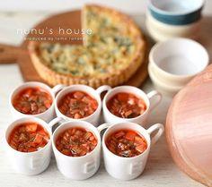 Nunu's house  #miniature #soup #nunushouse #miniaturefood