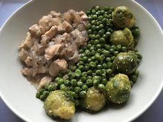 30-napos-dieta-hagymas-csirke Easy Stuffed Shells, Jumbo Pasta Shells, Fresh Herbs, Superfood, Sugar, Clean Eating, Paleo, Food And Drink, Low Carb