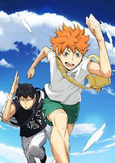 "Crunchyroll - ""Haikyu!!"" TV Anime Second Season Officially Set for October"