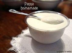 Panna da cucina fatta in casa http://blog.giallozafferano.it/graficareincucina/panna-cucina-fatta-in-casa/