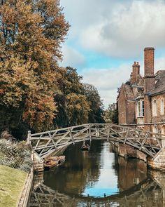 """My Darling Londres 💕 on Instagram: """"Muito feliz com toda a interação e visualizações nos stories que postei ontem sobre Cambridge. Fazia muuuito tempo que não rolava…"""" Cambridge, Instagram, London"""