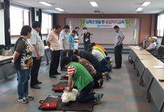 무안군, 군민 대상 응급처치교육'대호응'