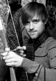Jonas Armstrong ROBIN HOOD best TV Show adaptation EVER EVER EVER!