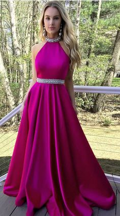 Sparkly Prom Dress, Charming Satin Long Prom Dress, Elegant Sleeveless Long Prom Dresses These 2020 prom dresses include everything from sophisticated long prom gowns to short party dresses for prom. Prom Dresses Long Pink, Prom Dresses For Teens, Long Prom Gowns, A Line Prom Dresses, Women's Evening Dresses, Cheap Prom Dresses, Formal Dresses, School Dresses, Dress Prom